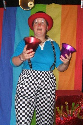 """kindervoorstelling """"In de soep"""" van Kindertheater Kiko"""