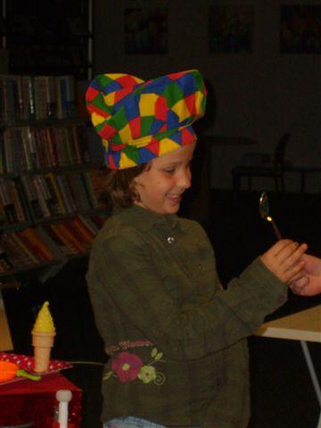 Kindertheater Kiko kinderboekenweek voorstelling thema dromen wat je worden wil - beroepen